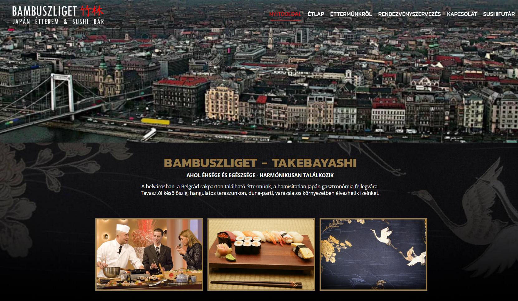 Bambuszliget – Japán Étterem és Sushi Bár-001